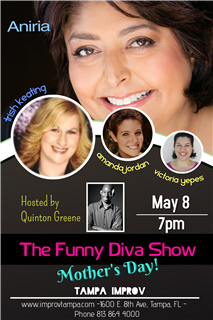 The Funny Divas Mother's Day Edition
