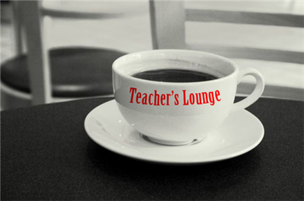 Teacher's Lounge featuring Mike Rivera