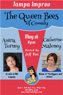 The Queen Bees of Comedy