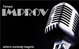 Tampa Favorites: Comedy Showcase