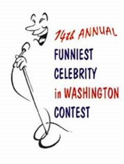 Funniest Celebrity in Washington Contest