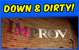 Improv Down & Dirty w/ Catherine Maloney