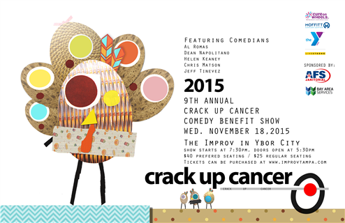 9th Annual Crack-Up Cancer Comedy Benefit Show