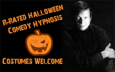 R-Rated Halloween Comedy Hypnosis with Gary Conrad