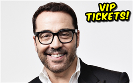 VIP Seating Jeremy Piven