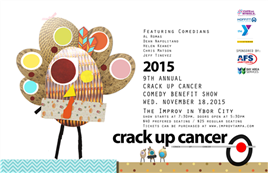 VIP Crack-Up Cancer Benefit
