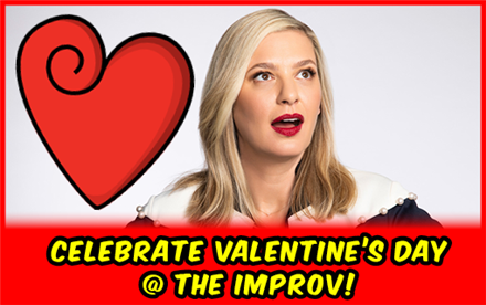 Valentine's Day Dinner & a Show with Jessimae Peluso