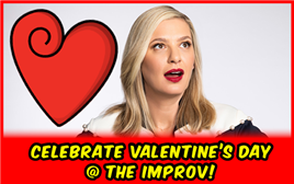 Valentine's Day Dinner & a Show with Christina P