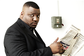 Valentine's Day Show Only with Aries Spears