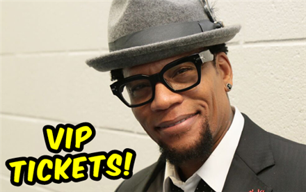 VIP Seating DL Hughley