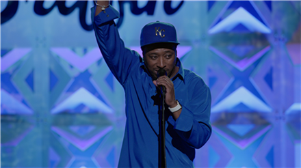 VIP Seating: Eddie Griffin