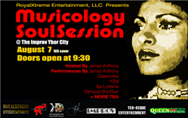 Musicology: Soul Session