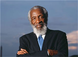 VIP Gold Circle Dick Gregory
