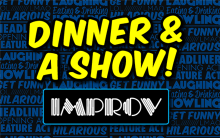 Dinner & a Show with Gina Brillon