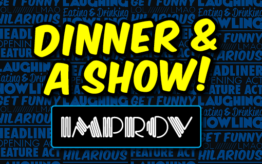 Dinner & a Show with Holiday Hypnosis