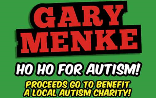 Ho Ho for Autism with Gary Menke