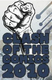 Final Clash of the Comics 2010