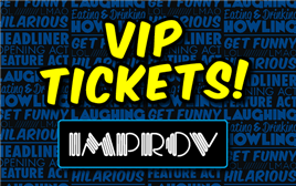 VIP Seating Brendan Schaub