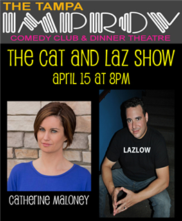 The Cat and Laz Show