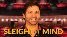 Hypnotist Michael C Anthony
