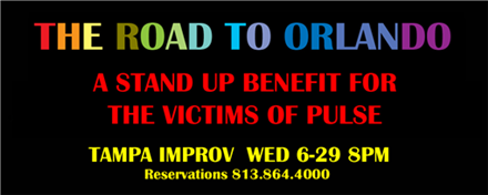 The Road to Orlando: A Benefit for the Victims of Pulse