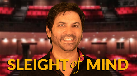 Michael C Anthony: Sleight of Mind