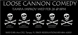 Loose Cannon Comedy