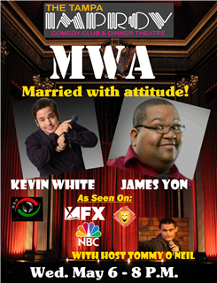 Married with Attitude featuring Kevin White & James Yon