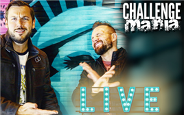 VIP Seating Challenge Mania LIVE