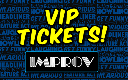 DeRay Davis VIP Seating