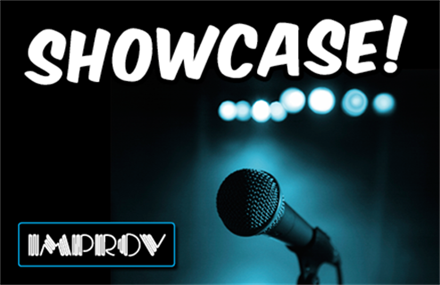 Next Up Open Mic Showcase