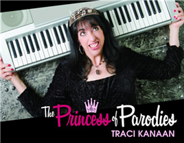 Traci Kanaan The Princess of Parodies