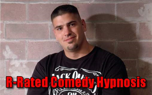 R-Rated Hypnosis with Anthony Potmesil