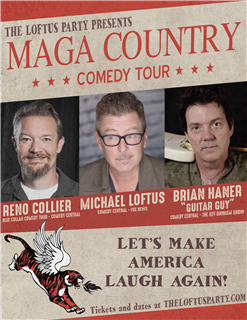 The MAGA Country Comedy Tour